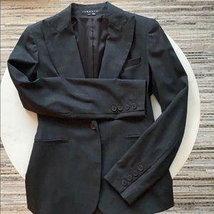 Theory Blazer Suit Coat, Size 4